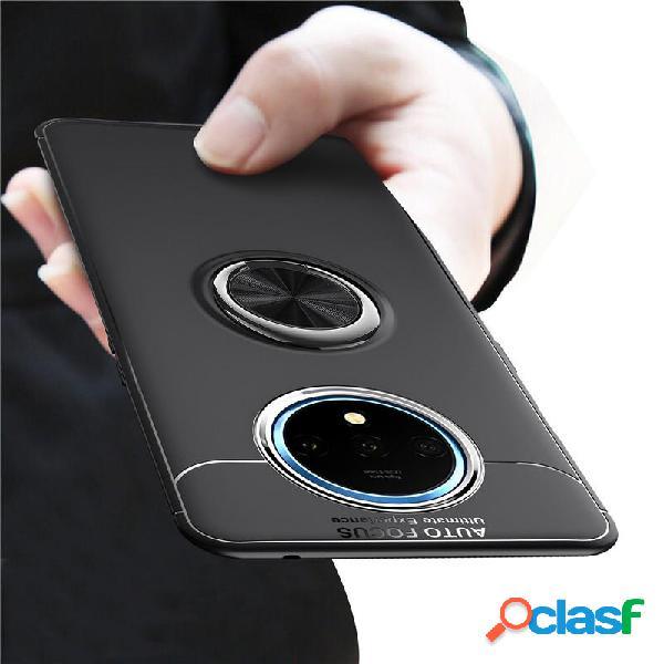Bakeey OnePlus 7T 360º Soporte de anillo magnético