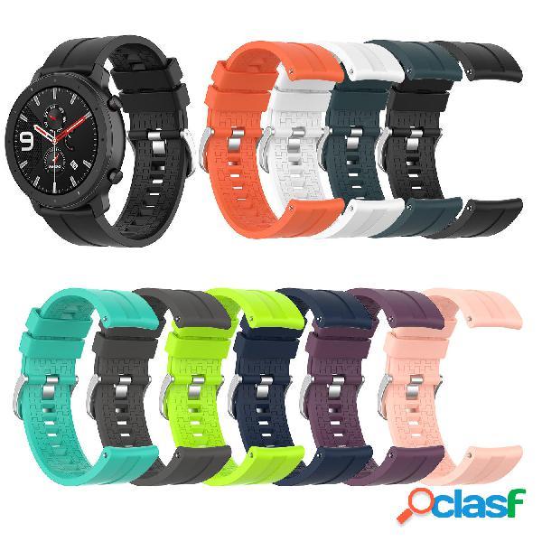 Bakeey Silicona Reloj Banda Correa de reloj de repuesto para