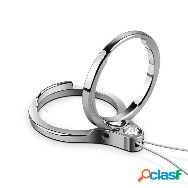 Bakeey Universal 2 en 1 Soporte para anillo de teléfono y