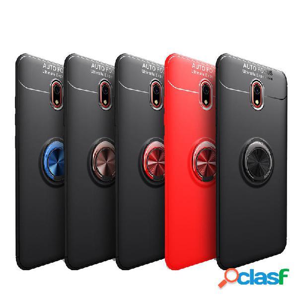 Bakeey Xiaomi Redmi 8A Soporte de anillo magnético