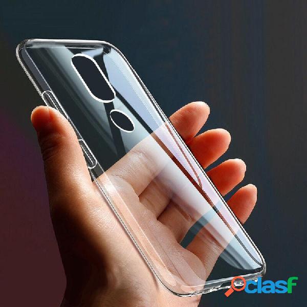 Bakeey ™ transparente transparente Soft TPU protectora