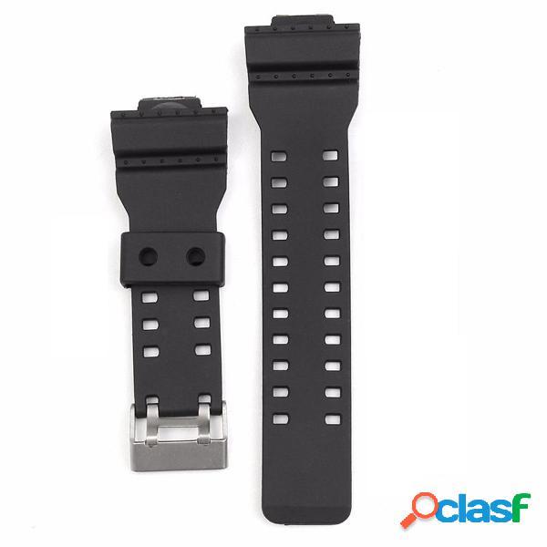 Banda de Reloj con Pines para Casio G Shock 16 mm GA-100