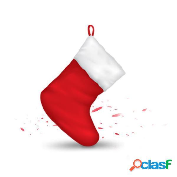 Banggood Christmas Tree RGB LED Color claro Navidad Lucky
