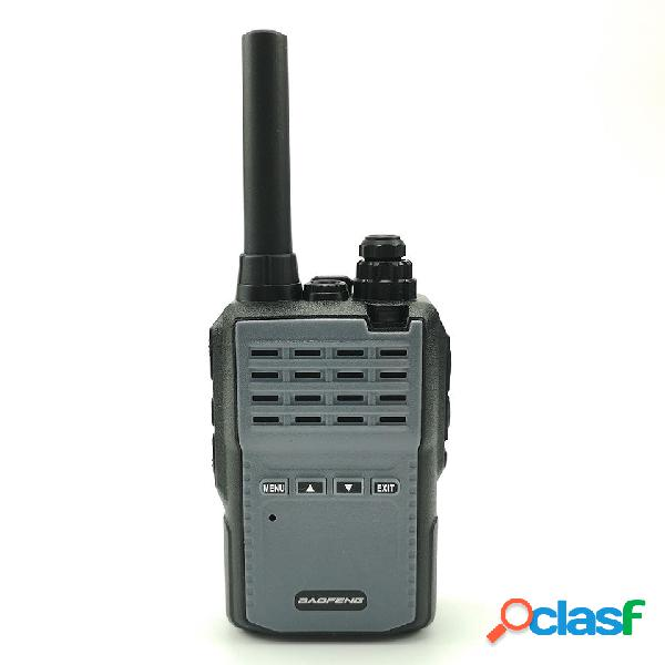 Baofeng BF-E90 Walkie Talkie Con auricular 5W Potencia