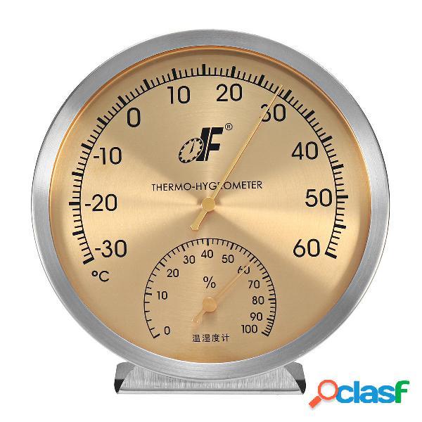 Barómetro de estación meteorológica de 127 mm Termómetro