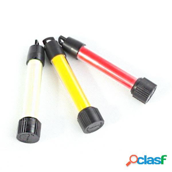 Barras de señal al aire libre brillan stick stick luz que