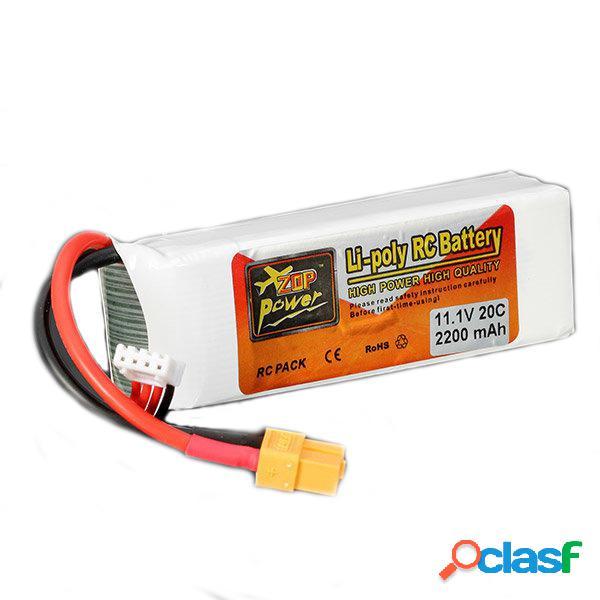 Batería de Lipo ZOP Power 11.1V 2200mAh 20C XT60
