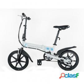 Bicicleta Eléctrica SmartGyro E-bike Blanca