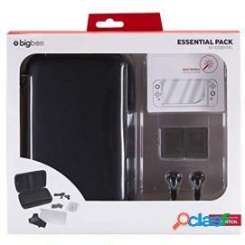 BigBen Starter Pack De Accesorios I Black Nintendo Switch
