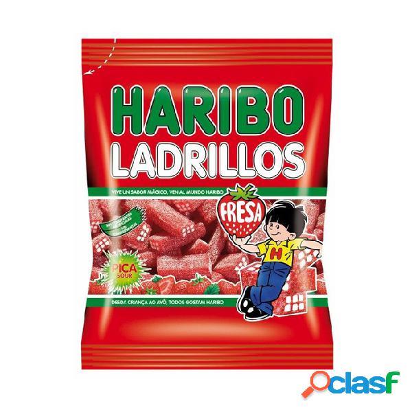 Bolsitas de Ladrillos pica Haribo 100 gr