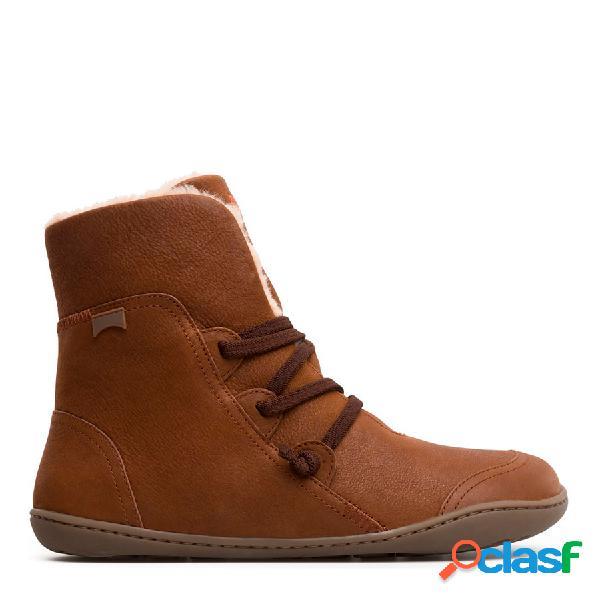 CAMPER Calzado Botín Medium Brown 46477-040-MEDIUM BROWN