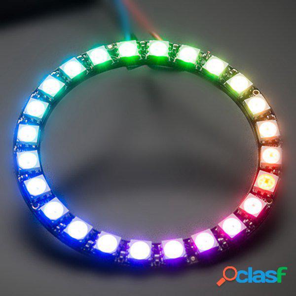 CJMCU 24 Bits WS2812 5050 RGB LED Tablero de Desarrollo de