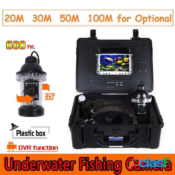 CR110-7B Impermeable Bajo el agua Vídeo Cámara Sistema con