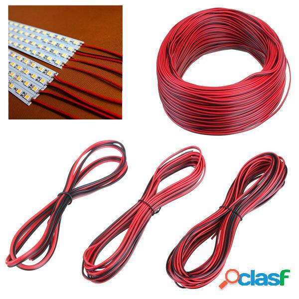 Cable de conector de cable de extensión de 2 pines para