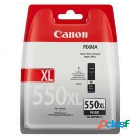 Canon PGI-550PGBK XL Cartucho Negro para MG/IP/MX/IX