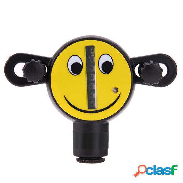 Cara sonriente LED Luces de la rueda de la bicicleta