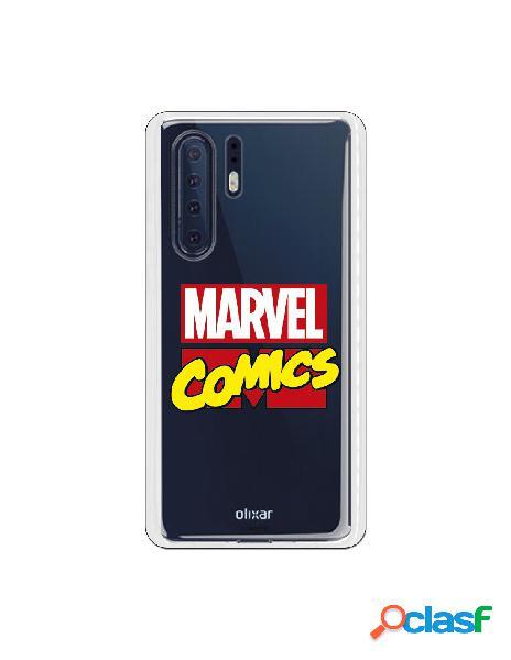 Carcasa Marvel Comics para Huawei P30