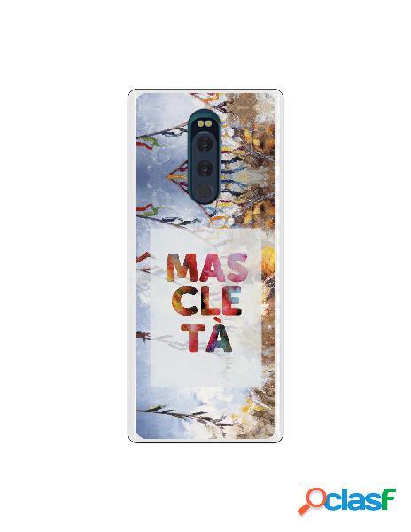 Carcasa Mas cle tá para Sony Xperia XZ4
