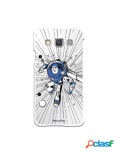 Carcasa Oficial Buzz Clear para Samsung Galaxy A3