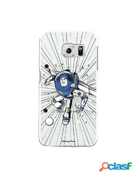Carcasa Oficial Buzz Clear para Samsung Galaxy S6 Edge