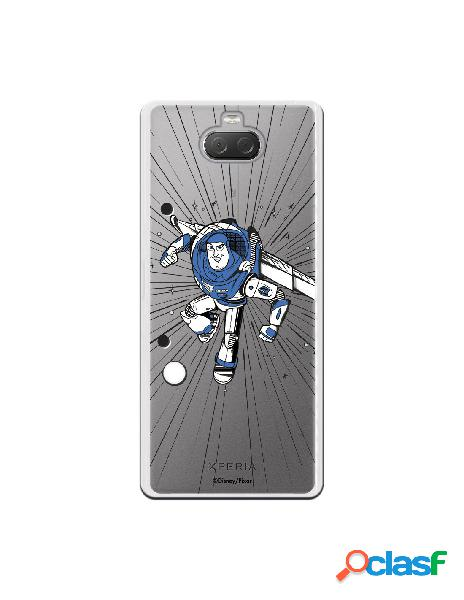 Carcasa Oficial Buzz Clear para Sony Xperia 10 Plus