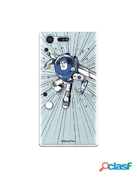 Carcasa Oficial Buzz Clear para Sony Xperia X Compact