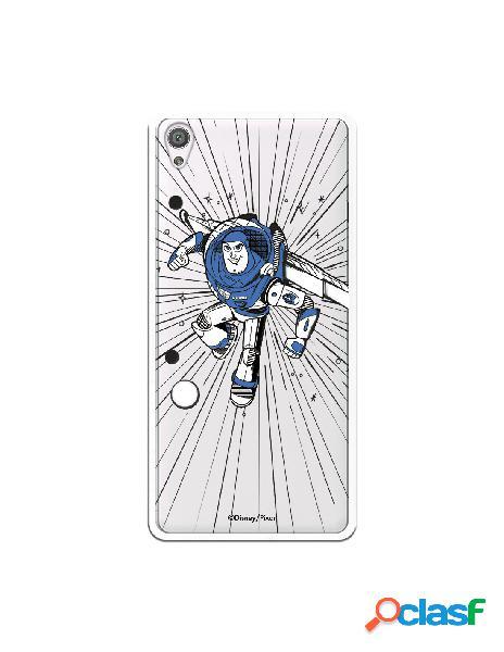 Carcasa Oficial Buzz Clear para Sony Xperia XA