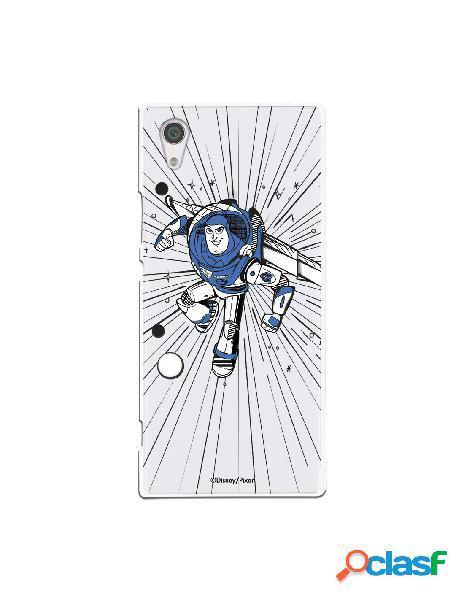 Carcasa Oficial Buzz Clear para Sony Xperia XA1