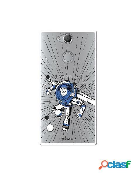 Carcasa Oficial Buzz Clear para Sony Xperia XA2