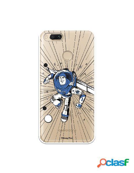 Carcasa Oficial Buzz Clear para Xiaomi Mi A1