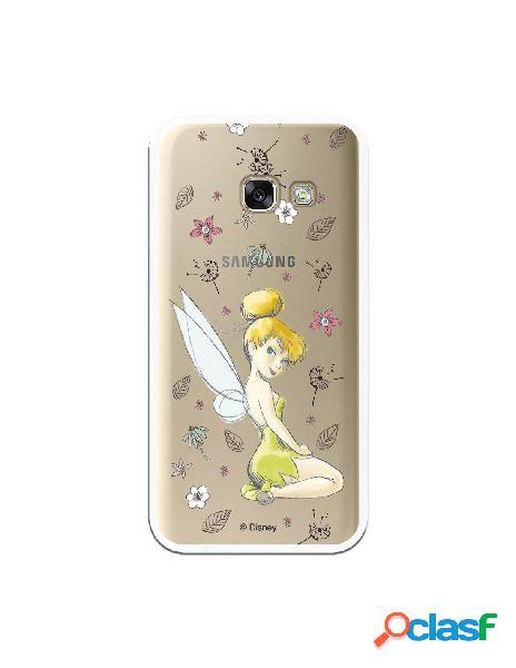 Carcasa Oficial Campanilla Clear para Samsung Galaxy A3 2017