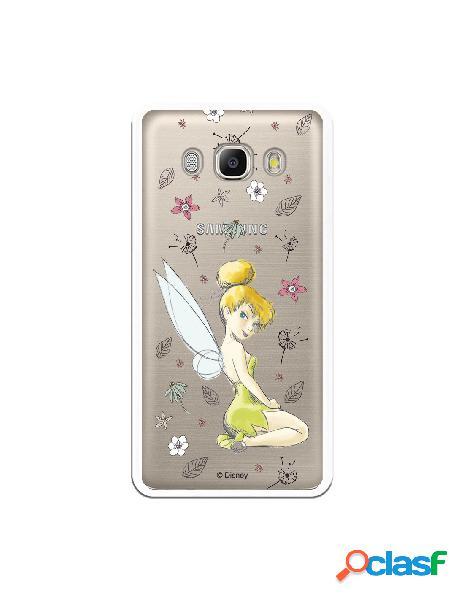 Carcasa Oficial Campanilla Clear para Samsung Galaxy J5 2016