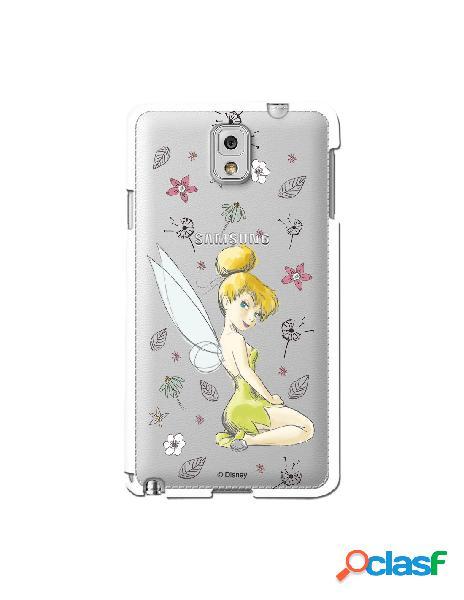 Carcasa Oficial Campanilla Clear para Samsung Galaxy Note 3