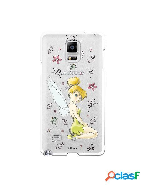 Carcasa Oficial Campanilla Clear para Samsung Galaxy Note 4