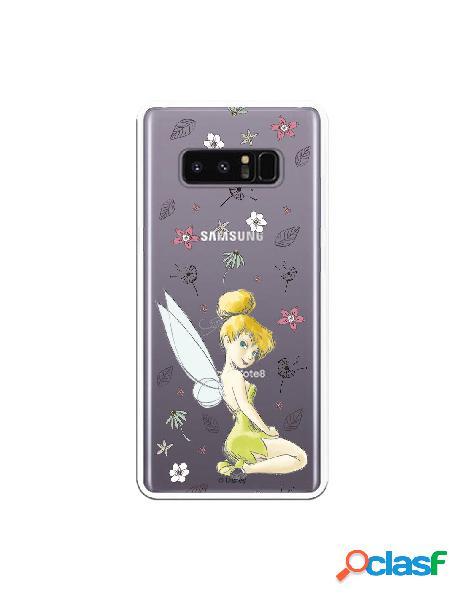 Carcasa Oficial Campanilla Clear para Samsung Galaxy Note 8