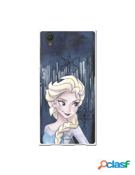 Carcasa Oficial Frozen Copo de Nieve para Sony Xperia L1
