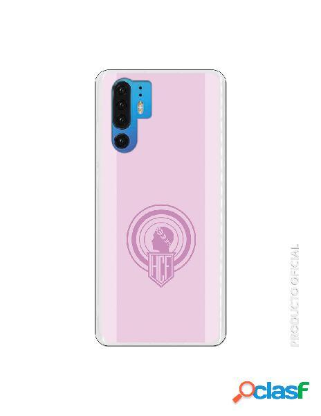 Carcasa Oficial Hércules escudo rosa para Huawei P30 Pro