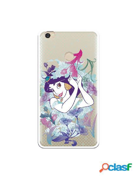 Carcasa Oficial Jasmín Flores Clear para Xiaomi Mi Max