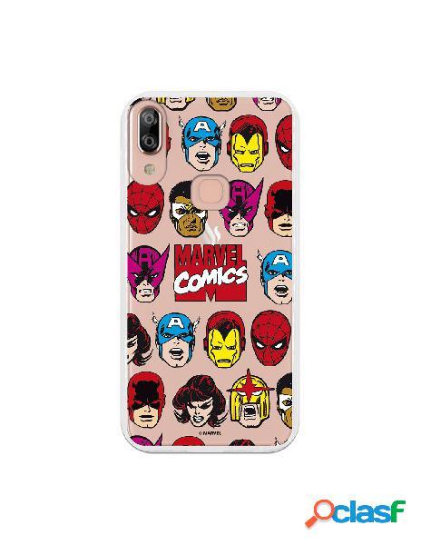 Carcasa Oficial Marvel Comics Super Heroes para Vsmart