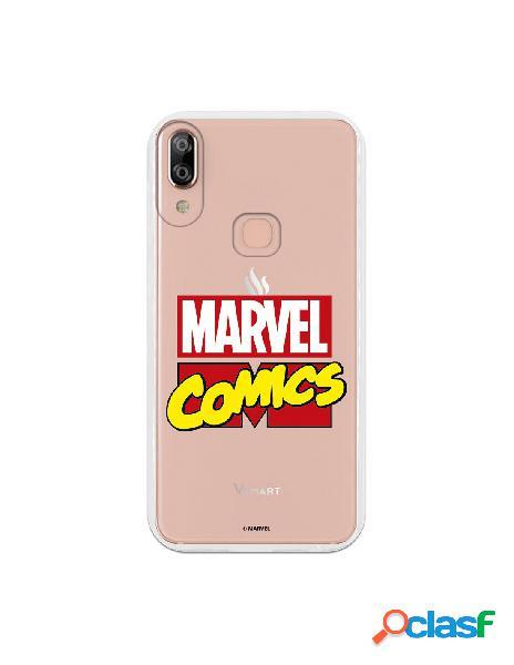 Carcasa Oficial Marvel Comics para Vsmart Active 1 Plus
