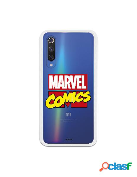 Carcasa Oficial Marvel Comics para Xiaomi Mi 9 SE