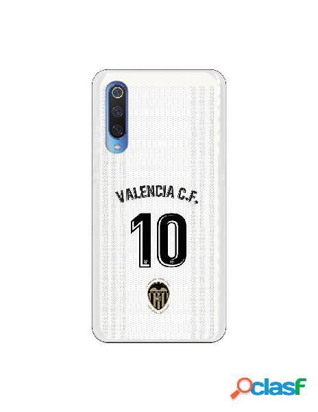 Carcasa Oficial Valencia 10 1a Equipación para Xiaomi Mi 9