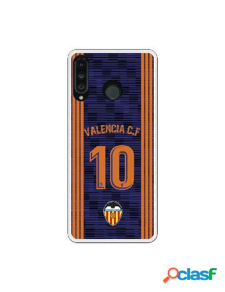 Carcasa Oficial Valencia 10 2a Equipación para Huawei P30