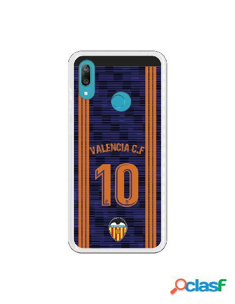 Carcasa Oficial Valencia 10 2a Equipación para Huawei Y7
