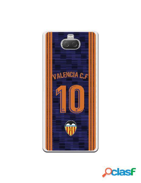 Carcasa Oficial Valencia 10 2a Equipación para Sony Xperia