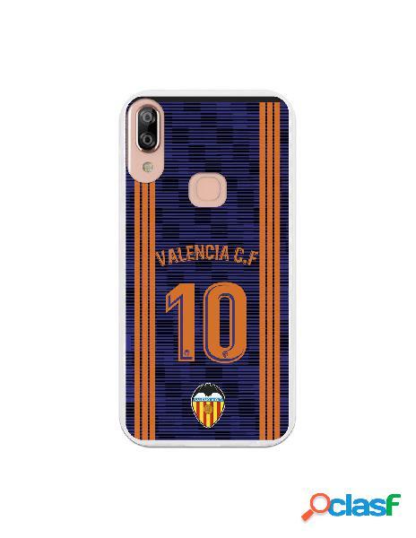 Carcasa Oficial Valencia 10 2a Equipación para Vsmart