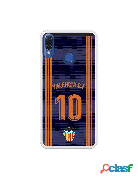 Carcasa Oficial Valencia 10 2a Equipación para Vsmart Joy 1