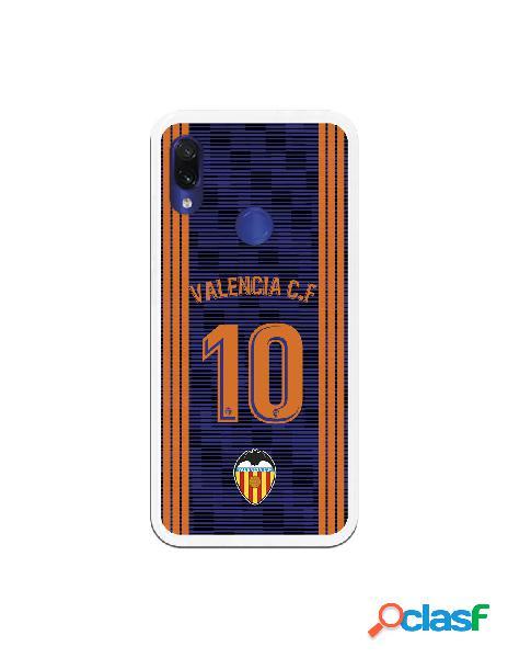 Carcasa Oficial Valencia 10 2a Equipación para Xiaomi Redmi