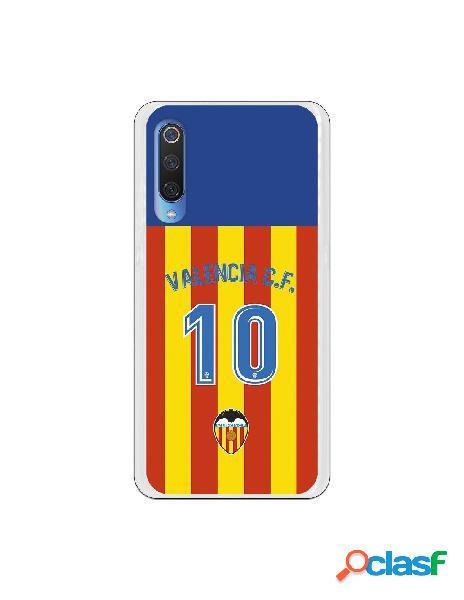 Carcasa Oficial Valencia 10 3a Equipación para Xiaomi Mi 9