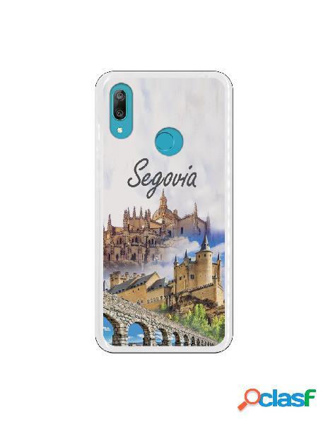 Carcasa Segovia 3 Monumentos para Huawei Y7 2019